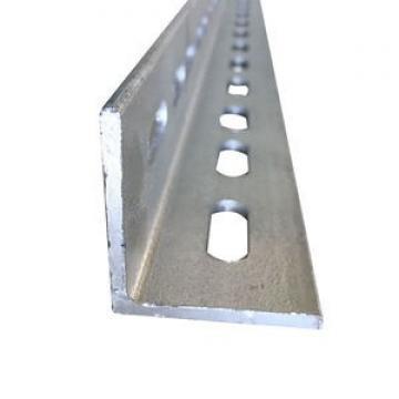 S355jr S235jr Hot Dipped Steel Angle Bar Galvanized Angle Iron