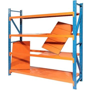 Adjustable Heavy Duty Multi Level Sporting Goods Metal Pallet Rack Storage Shelf