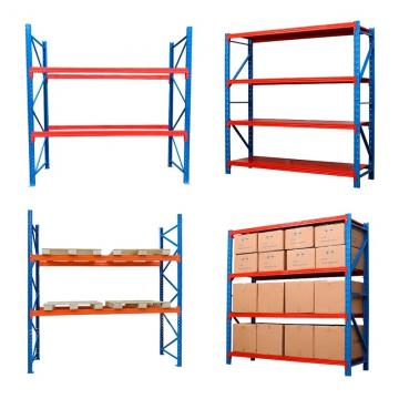 Easy Assembly Adjustable Metal Storage Warehouse Pallet Storage Shelf