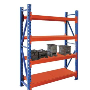 300 - 500kg Medium Duty Pallet Metal Shelving for Book Store
