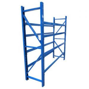 China Industrial Light Heavy Duty Warehouse Storage Pallet Boltless Rivet Angle Metal Steel Shelf