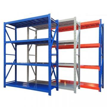 Wholesale Custom Indoor Heavy Duty Steel Rolling Wire Shelving Office Book Rack Unit
