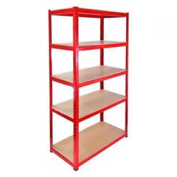Customized Size Steel Medium Duty 3 Layer Shelf Metal Storage Shelving