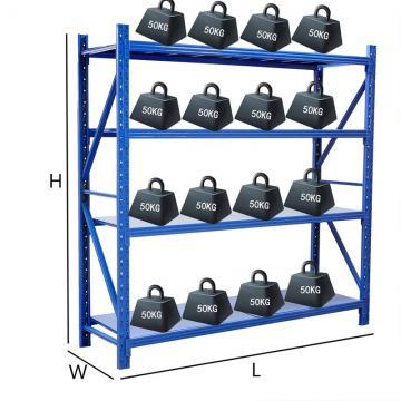 Wlt C26 Heavy Duty Chrome Steel Storage Wire Rack Kitchen Shelving