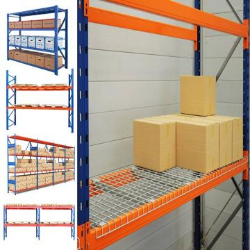 Storage Systems Steel Longspan Warehouse Industrial Shelving